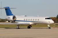 N589K - GLF5 - Kyrgyz International Airlines