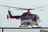 N915SH @ KDPA - Coming in for a landing - by John Meneely
