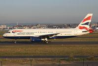 G-EUYJ @ EDDF - British Airways A320 - by Andy Graf-VAP