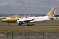 A9C-AQ @ EDDF - Gulf Air A320 - by Andy Graf-VAP