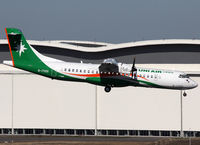 B-17001 @ LFBO - Landing rwy 14R - by Shunn311