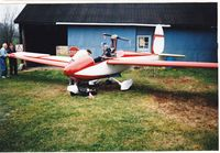 C-IFWE - Highly modified Schweizer 1-26 - by Jim Foreman