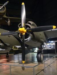 43-34581 @ KFFO - AF Museum - by Ronald Barker