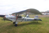 G-AYTT @ EBDT - This aircraft visited the 2011 Old Timer Flyin at Schaffen Diest - by lkuipers