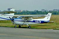 I-ALEW @ LIMB - R/Cessma F.172M Skyhawk [1309]  Bresso~I 20/07/2004