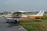 I-MILB @ LIMB - R/Cessma F.172M Skyhawk [1112] Bresso~I 20/07/2004