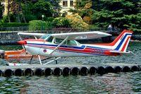 I-SAAB @ LILY - Cessna 172N Skyhawk [172-69026] Lake Como~I 19/07/2004