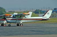 JA3985 @ RJNA - Cessna 172P Skyhawk [172-75841] Nagoya-Komaki~JA 04/11/2005