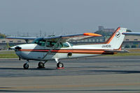 JA4081 @ RJNA - Cessna 172P Skyhawk [172-75162] Nagoya-Komaki~JA 04/11/2005