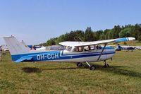 OH-CGH @ ESKB - R/Cessna F.172M Skyhawk [1045] Barkarby~SE 07/06/2008