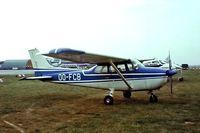 OO-FCB @ EHAM - R/Cessna F.172M Skyhawk [0923] Schiphol~PH 29/08/1976