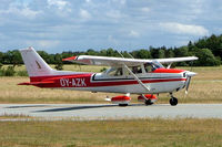 OY-AZK @ EKSV - R/Cessna F.172M Skyhawk [1072] Skive~OY 13/06/2008