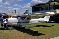 VH-LGA @ YCDR - Cessna 172R Skyhawk [172-80364] Caloundra~VH 19/03/2007 - by Ray Barber
