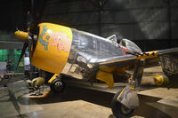 45-49167 @ KFFO - AF Museum  shaown as 44-32718 - by Ronald Barker