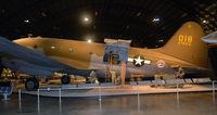44-78018 @ KFFO - AF Museum - by Ronald Barker