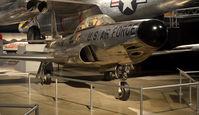 49-2498 @ KFFO - AF Museum - by Ronald Barker