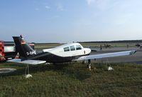 D-EIPC @ EDDB - Beechcraft C23 Sundowner 180 at the ILA 2012, Berlin - by Ingo Warnecke