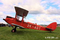 ZK-ADT @ NZAR - Jan & Jerry Chisum, Hastings - by Peter Lewis