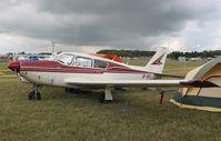 CF-OTZ @ KOSH - Piper PA-24 - by Mark Pasqualino