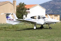 F-HCAC - DA42 - Not Available