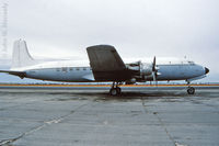 N90444 @ KYIP - A cold day at YIP - by John Meneely