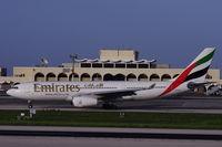 A6-EKT @ LMML - A330 A6-EKT Emirates Airlines - by Raymond Zammit