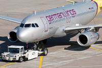 D-AGWC @ EDDK - Germanwings D-AGWC pushed back at CGN - by Thomas M. Spitzner