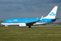 PH-BGX @ EHAM - KLM - Royal Dutch Airlines - by Thomas Posch - VAP