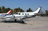 N326TC @ KBXM - KBXM/BXM 2012 Duke owners fly in.