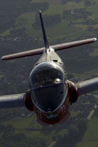 G-JPVA @ INFLIGHT - Jet Provost