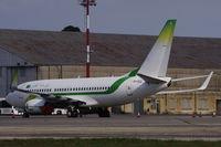 5T-CLC @ LMML - B737 5T-CLC Air Mauritania - by Raymond Zammit