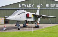 XX829 @ X4WT - Preserved at the Newark Air Museum. - by Graham Reeve