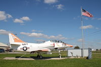 152861 @ KCGI - Memorial to all aviators and aircrews - by Glenn E. Chatfield