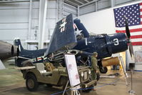 N121CH - At the Battleship Alabama Museum - by Glenn E. Chatfield