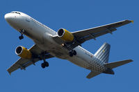 EC-LAA @ EGLL - Airbus A320-214 [2678] (Vueling Airlines) Home~G 28/06/2010 - by Ray Barber
