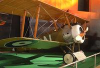 F6034 @ KFFO - Sopwith Camel F-1