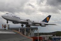 D-ABYM @ EDRY - Lufthansa 747-200 - by Andy Graf-VAP