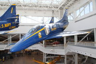 155033 @ KNPA - At the Naval Aviation Museum - by Glenn E. Chatfield