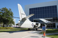 N875RS @ KNPA - Displayed at the National Naval Aviation Museum - by Glenn E. Chatfield