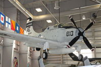 132532 @ KNPA - At the Naval Aviation Museum - by Glenn E. Chatfield