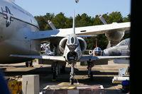 149505 @ KNPA - Stuffed among broken up planes - by Glenn E. Chatfield