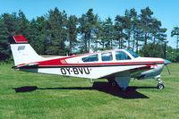 OY-BVU @ EKAH - Beech F33A Bonanza [CE-1139] Aarhus~OY 08/06/2000