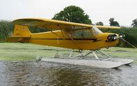 N33587 @ 96WI - EAA AirVenture 2012 Seaplane Base - by Kreg Anderson