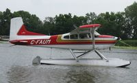C-FAUM @ 96WI - EAA AirVenture 2012 Seaplane Base - by Kreg Anderson