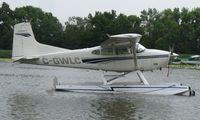 C-GWLC @ 96WI - EAA AirVenture 2012 Seaplane Base - by Kreg Anderson