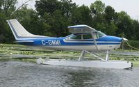 C-GMMI @ 96WI - EAA AirVenture 2012 Seaplane Base - by Kreg Anderson