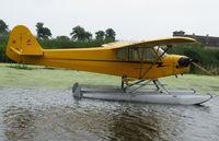 N98413 @ 96WI - EAA AirVenture 2012 Seaplane Base - by Kreg Anderson