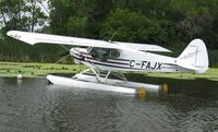 C-FAJX @ 96WI - EAA AirVenture 2012 Seaplane Base - by Kreg Anderson