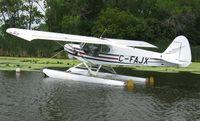 C-FAJX @ 96WI - EAA AirVenture 2012 Seaplane Base - by Kreg Anderson