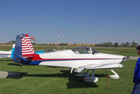 N11BE @ KAIO - Fly Iowa 2012 attendee - by Floyd Taber